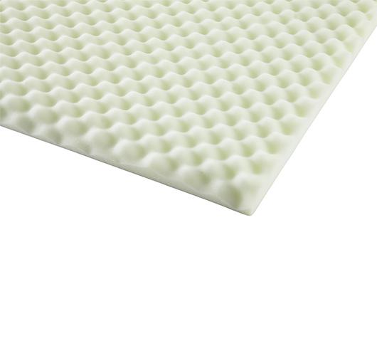 Dunlop Foams Plus Mattress Overlays